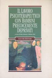 Il lavoro psicoterapeutico con bambini precocemente deprivati
