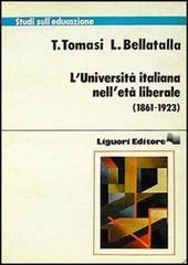 L' università italiana nell'età liberale (1861-1923)