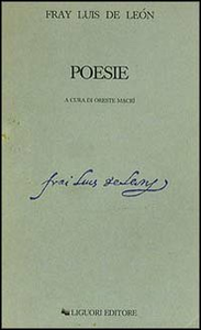 Libro Poesie Luis de León