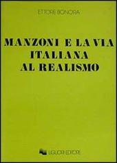 Manzoni e la via italiana al realismo