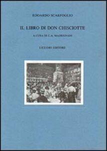 Libro Il libro di Don Chisciotte Edoardo Scarfoglio