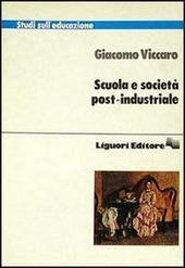 Scuola e società post-industriale