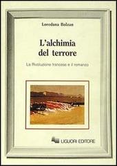 L' alchimia del terrore. La rivoluzione francese e il romanzo