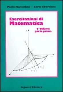 Capturtokyoedition.it Esercitazioni di matematica. Vol. 2\1 Image