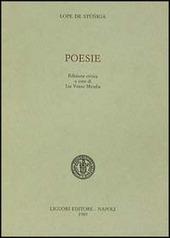 Poesie. Ediz. critica