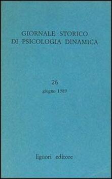 Lascalashepard.it Giornale storico di psicologia dinamica. Vol. 26 Image