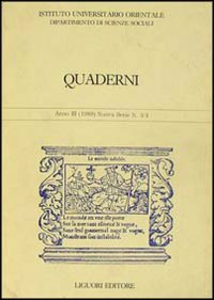 Libro Quaderni. Vol. 3-4