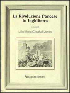 Libro La rivoluzione francese in Inghilterra