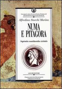 Numa e Pitagora. Sapientia constituendae civitatis