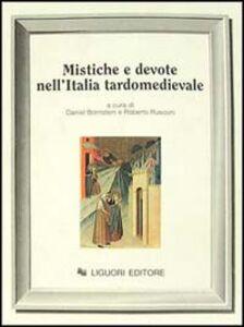Libro Mistiche e devote nell'Italia tardomedievale