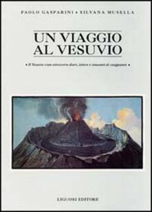 Un viaggio al Vesuvio. Il Vesuvio visto attraverso diari, lettere e resoconti di viaggiatori - Paolo Gasparini,Silvana Musella - copertina