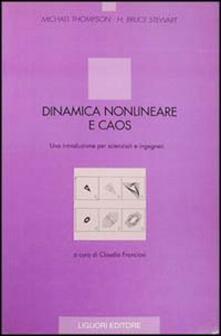 Lpgcsostenible.es Dinamica nonlineare e caos. Una introduzione per scienziati e ingegneri Image
