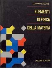 Elementi di fisica della materia