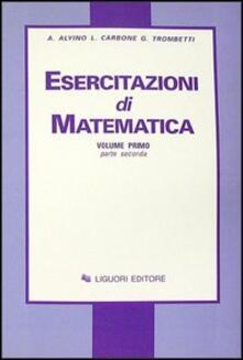 Winniearcher.com Esercitazioni di matematica. Vol. 1\2 Image