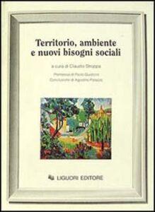 Foto Cover di Territorio, ambiente e nuovi bisogni sociali, Libro di  edito da Liguori