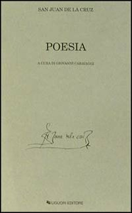 Libro Poesia Giovanni della Croce (san)