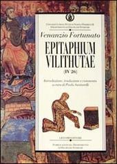 Epitaphium vilithutae (IV 26)