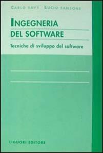 Ingegneria del software. Tecniche di sviluppo del software