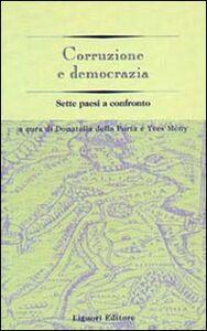 Libro Corruzione e democrazia. Sette paesi a confronto