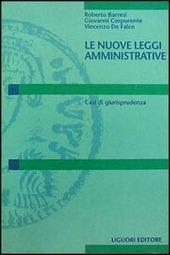 Le nuove leggi amministrative. Casi di giurisprudenza
