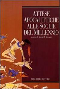 Libro Attese apocalittiche alle soglie del millennio M. Immacolata Macioti