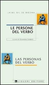 Le persone del verbo