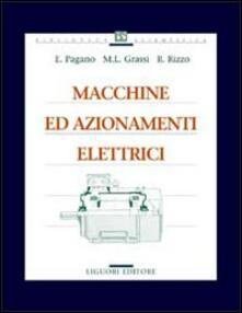 Museomemoriaeaccoglienza.it Macchine ed azionamenti elettrici Image