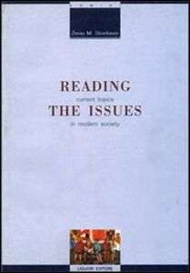 Libro Reading the issues. Current topics in modern society Zinnia M. Steinhauer