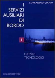 Squillogame.it I servizi ausiliari di bordo. Vol. 1: I servizi tecnologici. Image