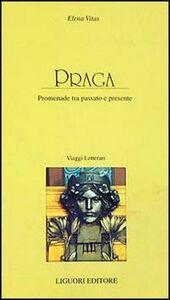 Foto Cover di Praga. Promenade tra passato e presente, Libro di Elena Vitas, edito da Liguori