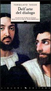 Libro Dell'arte del dialogo Torquato Tasso