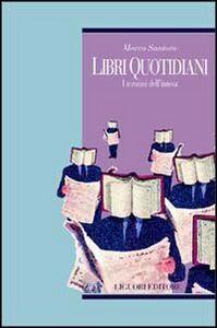 Libro Libri quotidiani. I termini dell'intesa. Con floppy disk Marco Santoro