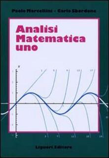 Parcoarenas.it Analisi matematica. Vol. 1 Image