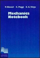 Mechanics notebook