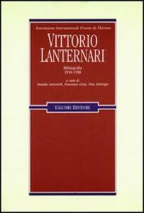 Vittorio Lanternari. Bibliografia 1950-1998