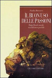 Il buon uso delle passioni. Hume filosofo morale: una biblioteca possibile