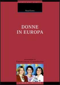 Donne in Europa