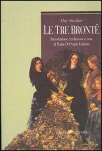 Libro Le tre Brontë May Sinclair
