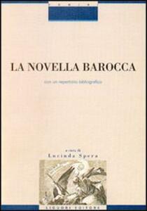 La novella barocca. Con un repertorio bibliografico