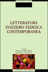 Letteratura svizzero-tedesca contemporanea