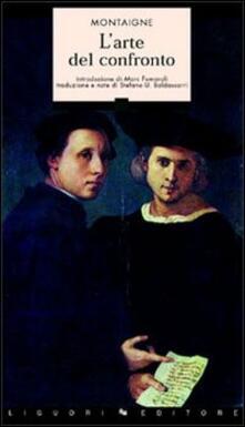 L' arte del confronto - Michel de Montaigne - copertina