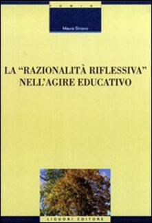 Nicocaradonna.it La razionalità riflessiva nell'agire educativo Image