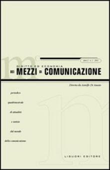 Camfeed.it Diritto ed economia dei mezzi di comunicazione (2002). Vol. 1 Image