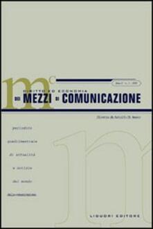 Squillogame.it Diritto ed economia dei mezzi di comunicazione (2003). Vol. 1 Image