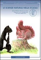 Le scienze naturali nella scuola. Bollettino dell'ANISN. Vol. 21