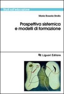 Libro Prospettiva sistemica e modelli di formazione M. Rosaria Strollo