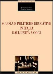 Scuola e politiche educative in Italia. Dall'Unità ad oggi
