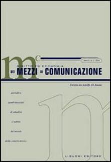 Daddyswing.es Diritto ed economia dei mezzi di comunicazione (2004). Vol. 1 Image