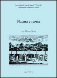 Libro Natura e storia