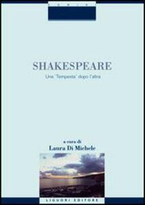 Libro Shakespeare. Una «Tempesta» dopo l'altra
